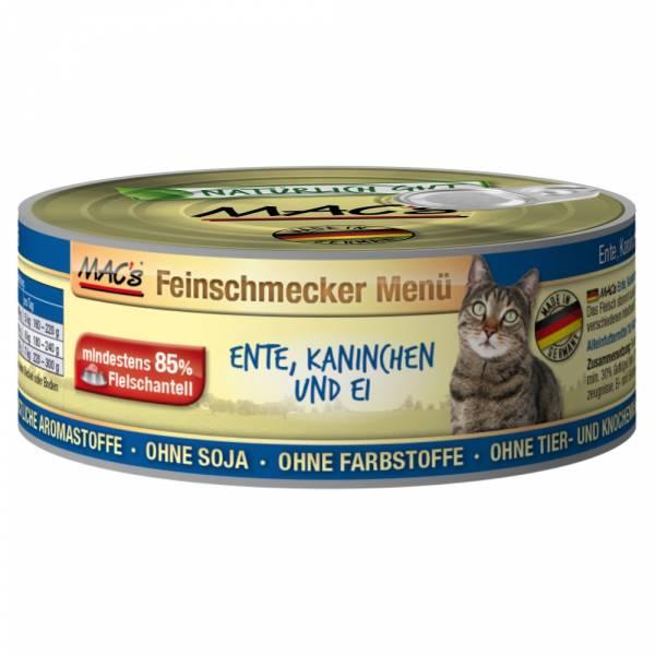 Macs Cat Ente-Kaninchen 100g