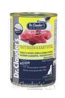 Dr. Clauders Selected Meat Truth-Kartoffel 400g
