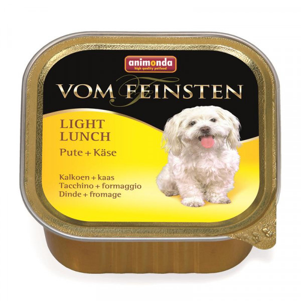 Animonda vom Feinsten Light Lunch Pute & Käse 150g