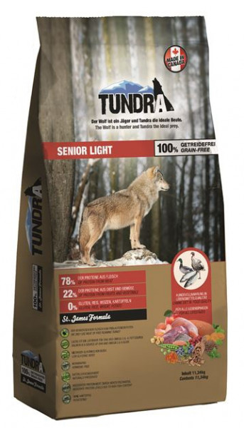 Tundra Senior/Light 11,34kg