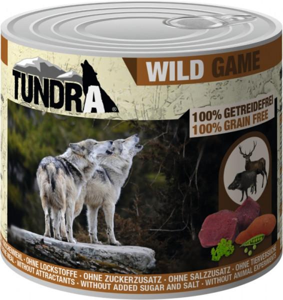 Tundra Dog Wild 800g