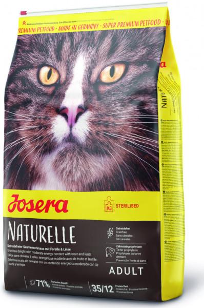 Josera Katze Naturelle4,25kg