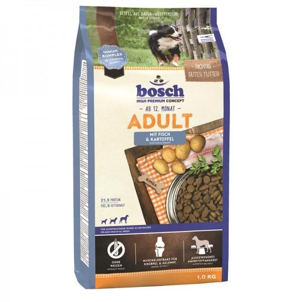 Bosch Adult Fisch & Kartoffel 1 kg
