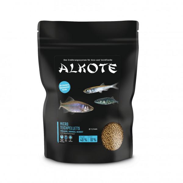 AL-KO-TE Micro Teichpellets 600g