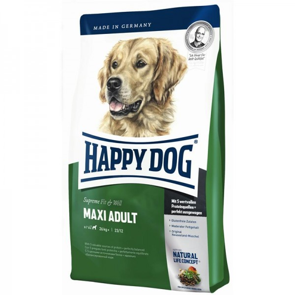 Happy Dog Supreme Fit & Well Maxi Adult 2x15kg