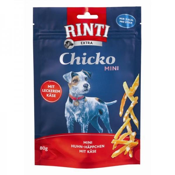 Rinti Extra Chicko Mini Huhn & Käse 80g