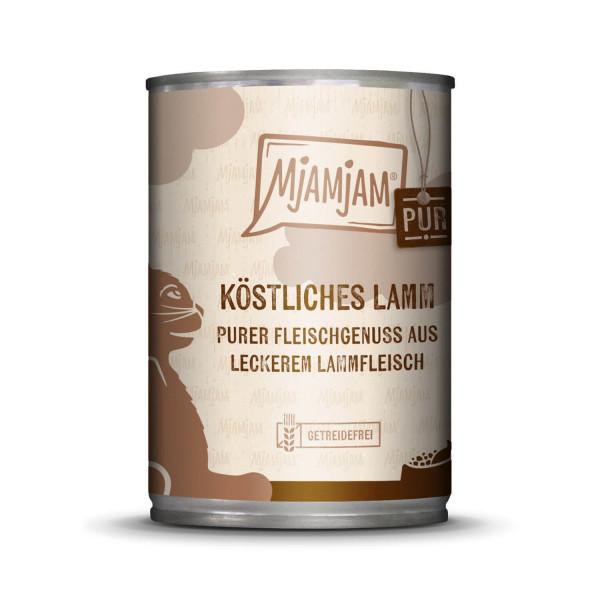 MjAMjAM - purer Fleischgenuss - köstliches Lamm pur 400 g