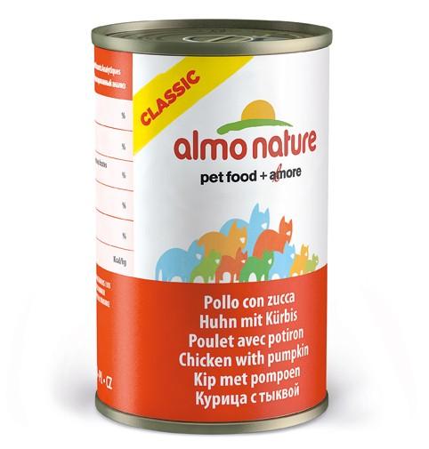 Almo Nature HFC Natural Huhn mit Kürbis 140g