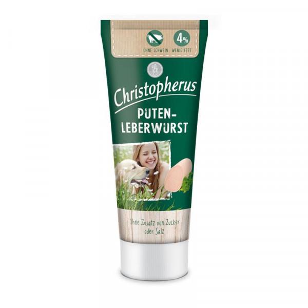 Christopherus Putenleberwurst 75 g