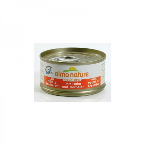 Almo Nature Legend - Huhn & Garnelen 70g