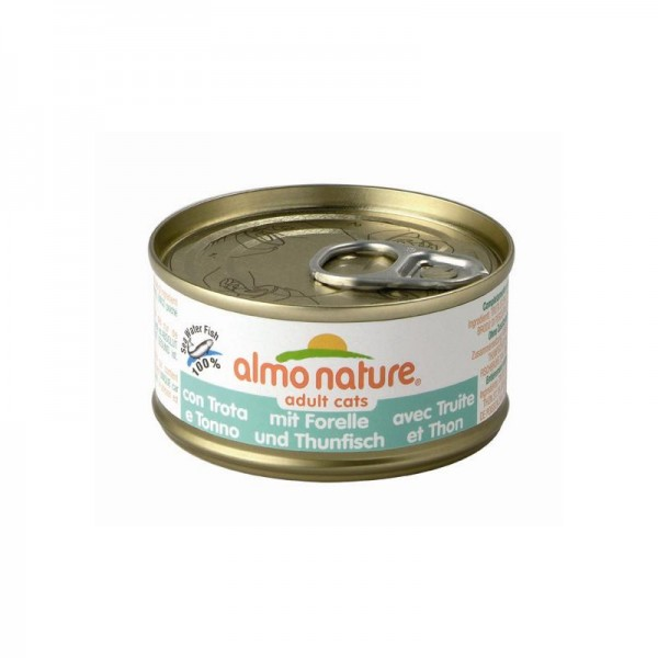 Almo Nature Legend - Forelle & Thunfisch 70g
