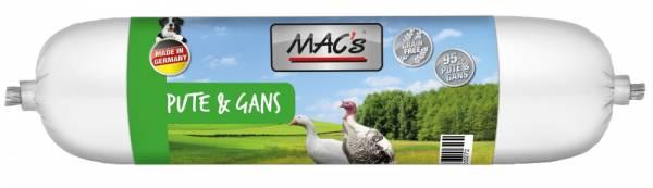 Macs Wurst Pute+Gans 400g