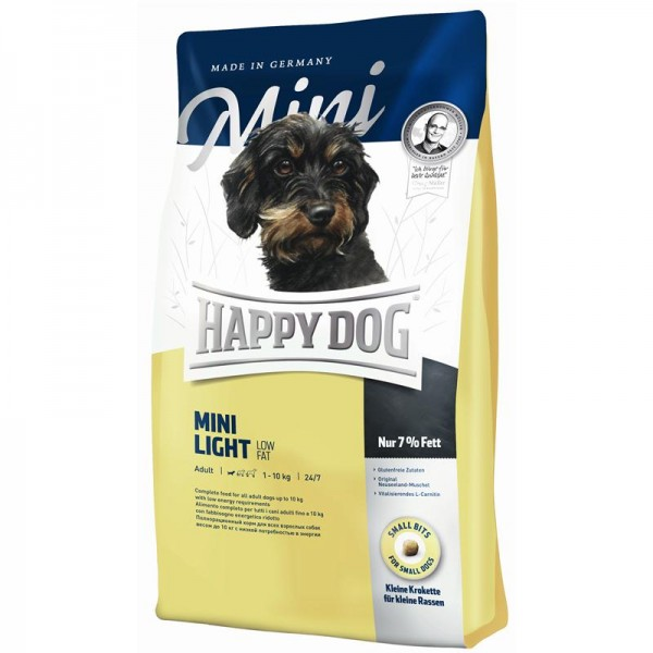 Happy Dog Supreme Sensible Mini Light Low Fat 4kg