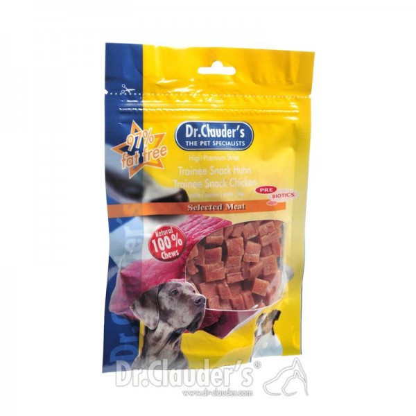 Dr. Clauders Huhn Trainee Snacks 80g