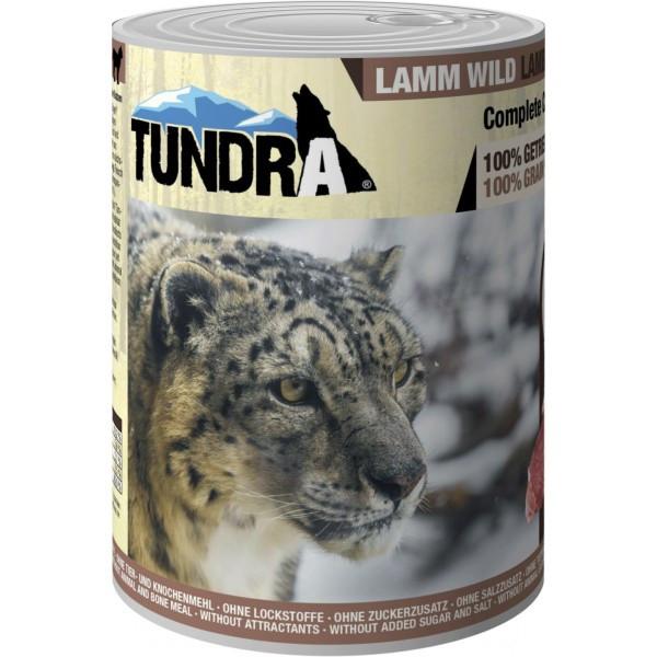 Tundra Cat Lamm+Wild 400g