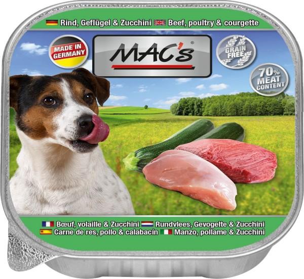 MACs Dog Kaninchen & Gemüse 200g