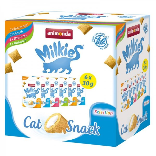 Animonda Snack Milkies Multipack 6x30g
