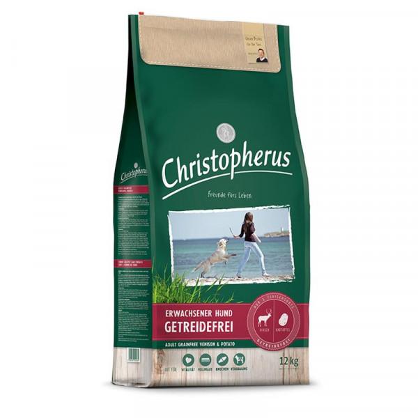 Christopherus Hirsch und Kartoffeln 2 x 12kg Spardoppelpack