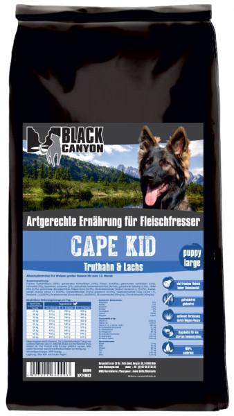 Black C.CapeKid PUPPYLarge15kg