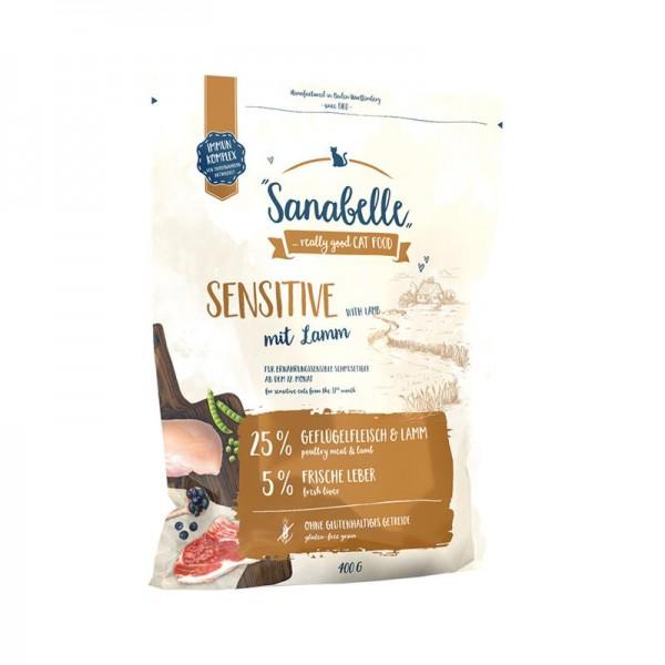 Sanabelle Sensitive Lamm 400 g