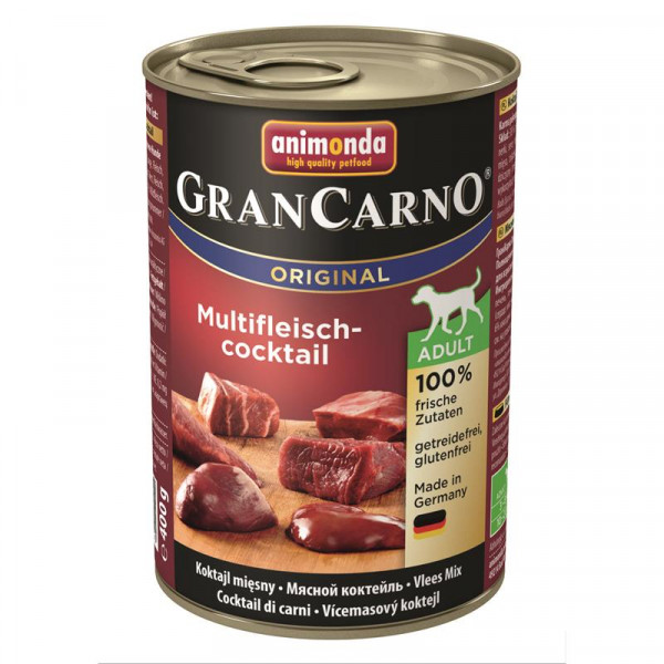 Animonda GranCarno Adult Multi-Fleischcocktail 400g