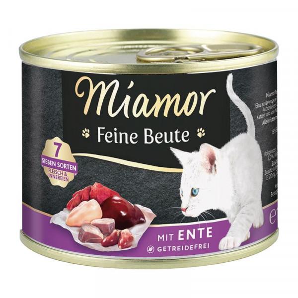 Miamor Dose Feine Beute Ente 185g