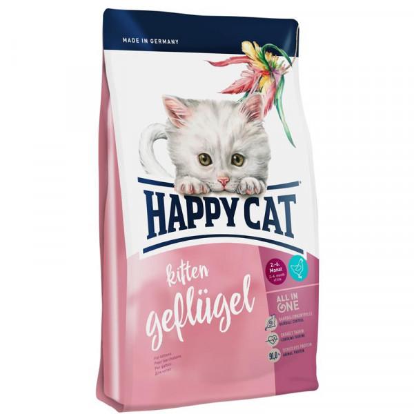 Happy Cat Supreme Kitten Geflügel 300g