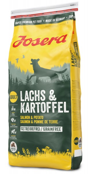Josera Lachs & Kartoffel 15kg