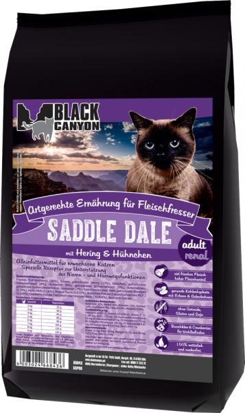 Black C.Cat Saddle Peak 1,5kg
