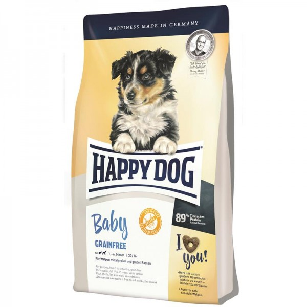 Happy Dog Supreme Sensible Young Baby Grainfree 10kg