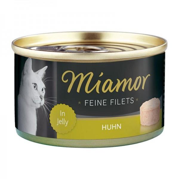 Miamor Feine Filets Huhn in Jelly 100g