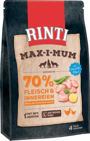 Rinti Max-i-mum Huhn 4kg