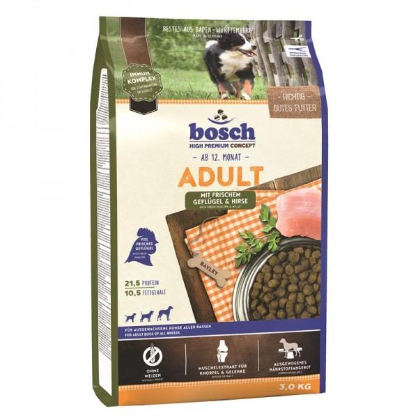 Bosch Adult Geflügel & Hirse 3 kg