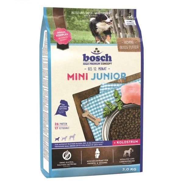 Bosch Mini Junior 3 kg