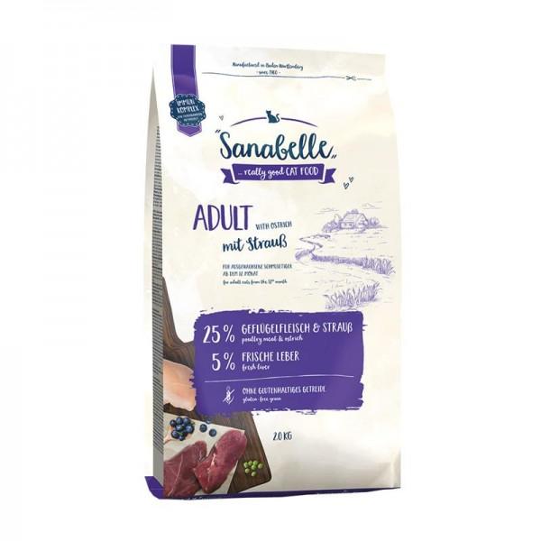 Sanabelle Adult Strauß 2 kg
