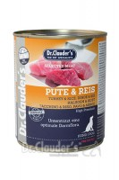 Dr. Clauders Selected Meat Pute-Reis 800g
