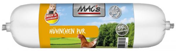 Macs Cat Wurst Huhn pur 300g