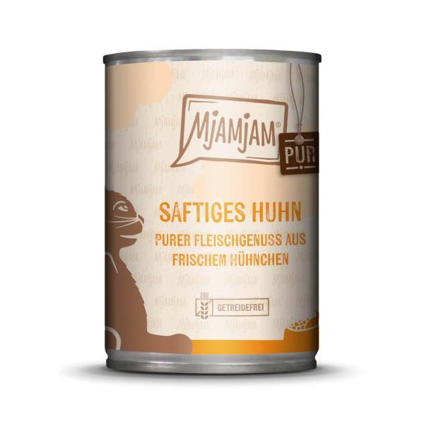 MjAMjAM - purer Fleischgenuss - saftiges Hühnchen pur 400 g