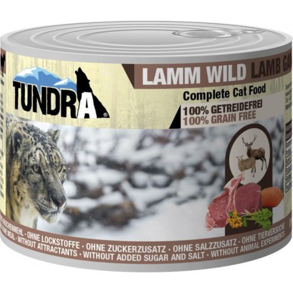 Tundra Cat Lamm+Wild 200g
