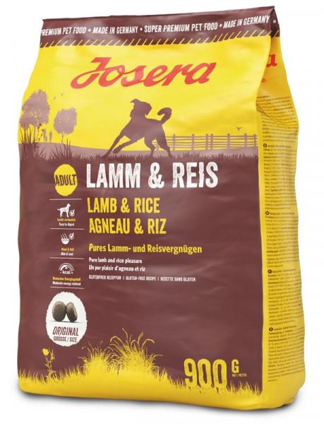 Josera Lamm+Reis 900g