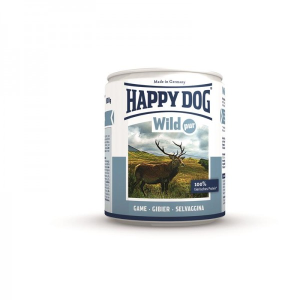 Happy Dog Dose Wild Pur 400 g