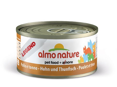 Almo Nature Legend - Huhn & Thunfisch 70g
