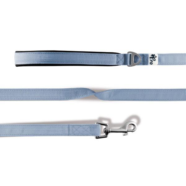 Curli Basic Leine Nylon 140x1.5cm Skyblue