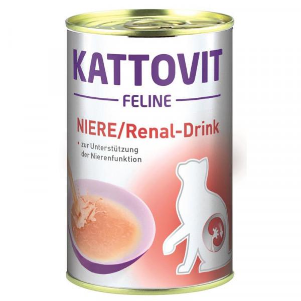 Kattovit Niere/Renal Drink 135ml