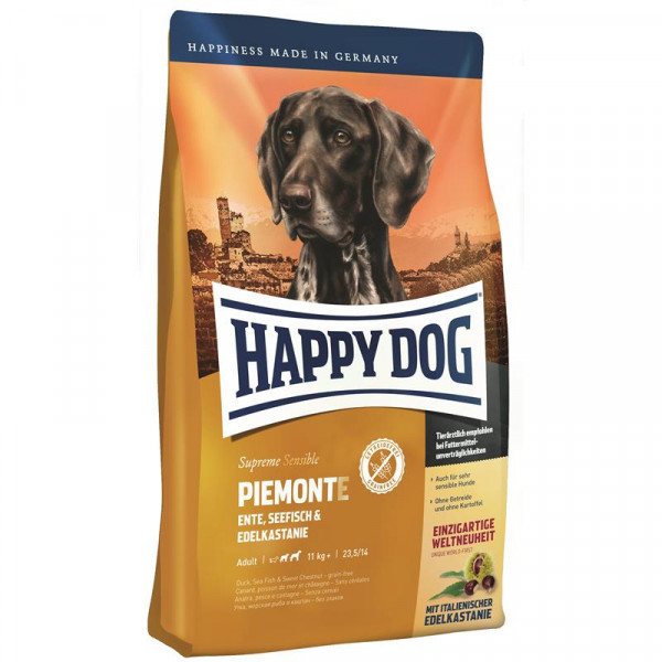 Happy Dog Supreme Sensible Piemonte 2x10kg