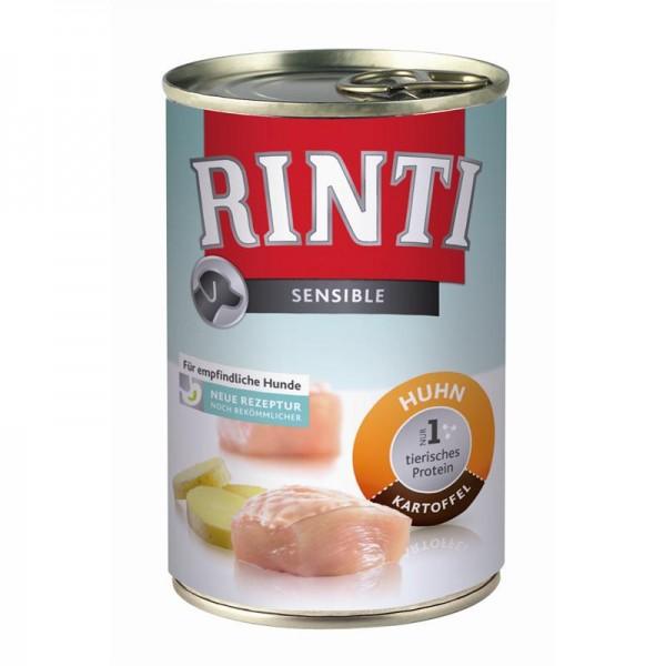 Rinti Dose Sensible Huhn & Kartoffel 400g