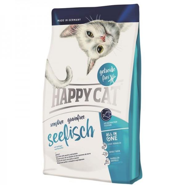 Happy Cat Sensitive Grainfree Seefisch 1,4 kg