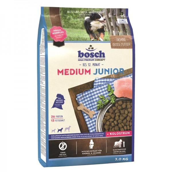 Bosch Medium Junior 3 kg