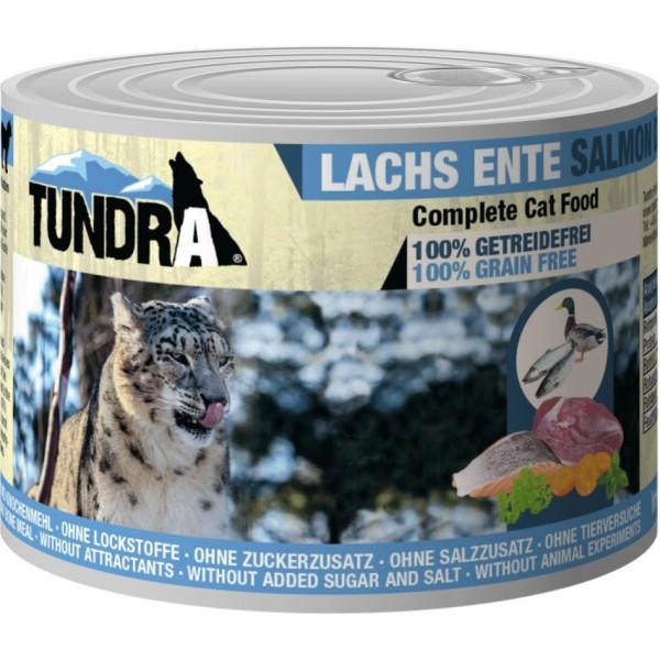 Tundra Cat Lachs+Ente 200g