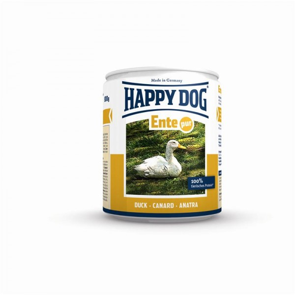 Happy Dog Dose Ente Pur 800g